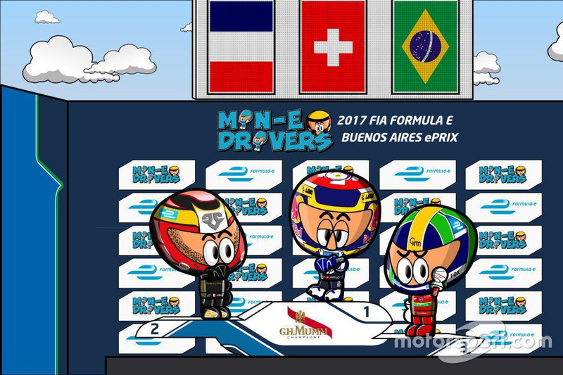 El ePrix de Buenos Aires 2016/2017 según 'Los MinEDrivers'