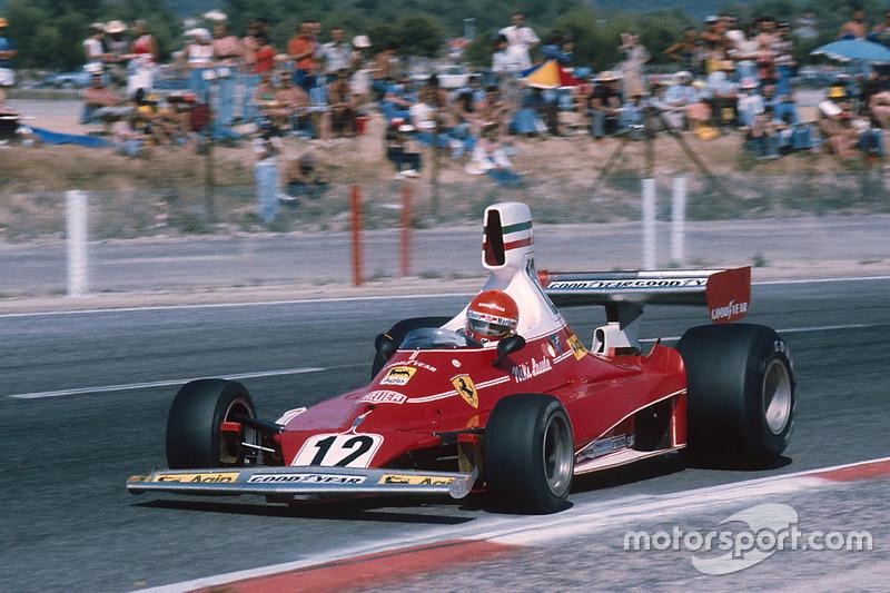 فيراري 312تي: 1975-1976