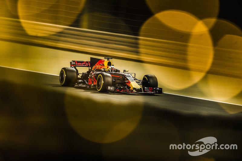 4 місце — Даніель Ріккардо, Red Bull. Умовний бал — 24,385