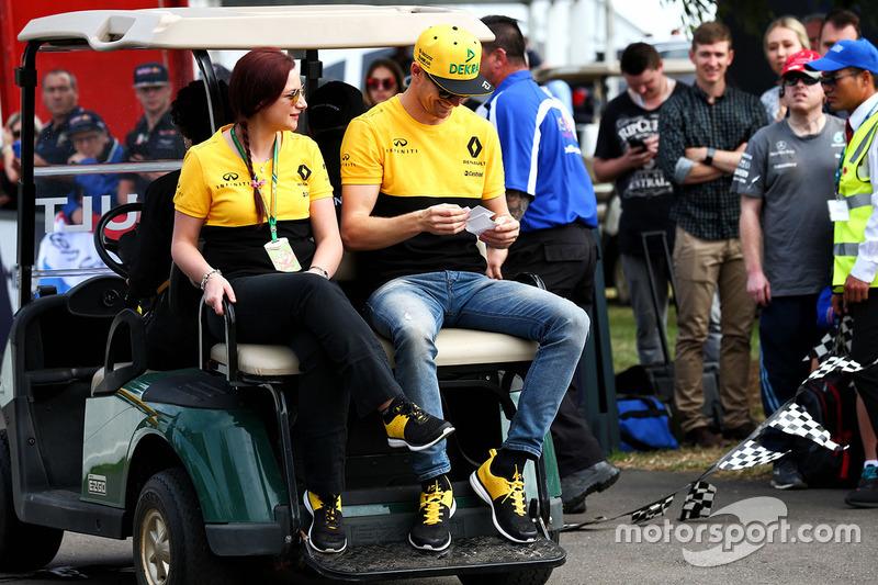 Nico Hülkenberg, Renault Sport F1 Team
