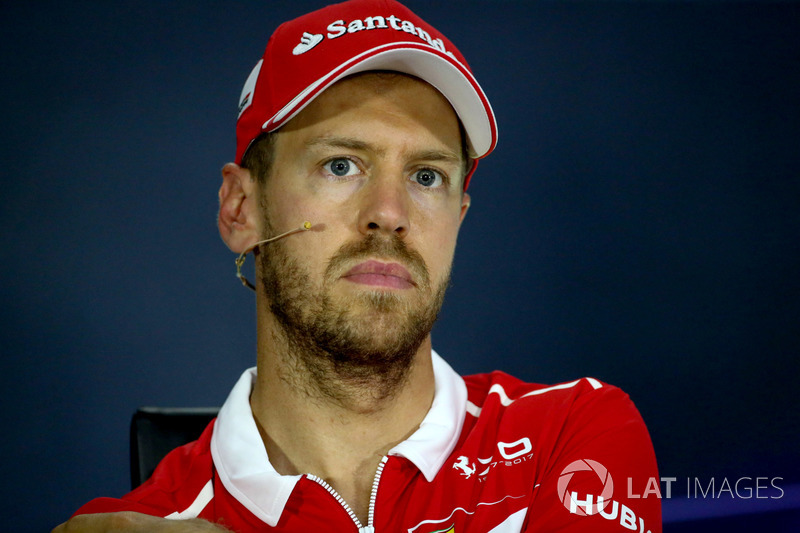 Verlierer: Sebastian Vettel (Ferrari)