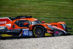 #40 G-Drive Racing Oreca 07 - Gibson: James Allen, Enzo Guibbert, Jose Gutierrez