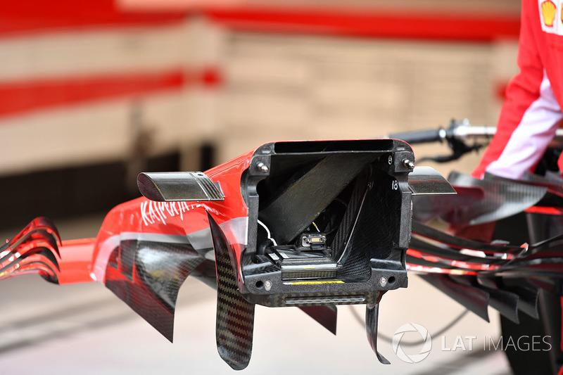 Носовой обтекатель Ferrari SF71H