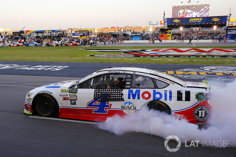 Fort Worth (Texas): Kevin Harvick (Stewart/Haas-Ford)