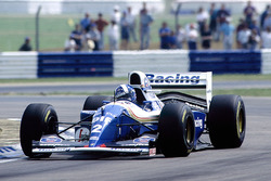 David Coulthard, Williams FW16
