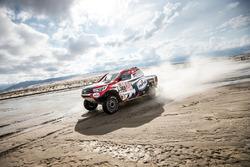 #309 Toyota Gazoo Racing: Бернхард тен Брінке, Мішель Перен