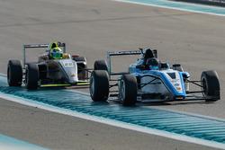 Lucas Alecco Roy, Dragon Motopark F4, Lucas Petersson, SILBERPFEIL Energy Dubai
