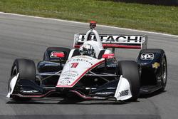 Josef Newgarden, Team Penske Chevrolet trompo