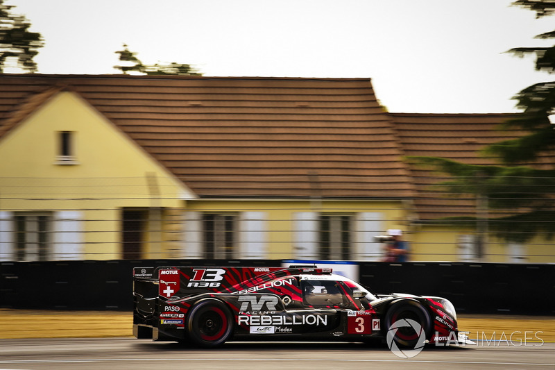 5. #3 Rebellion Racing Rebellion R-13