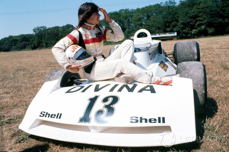 1976 – дві гонщиці-учасниці Гран Прі