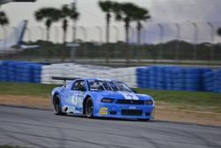 #43 TA2 Ford Mustang, Roberto Sabato of 6th Gear Garage