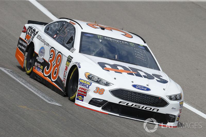 David Ragan, Front Row Motorsports, Ford Fusion MDS Trucking