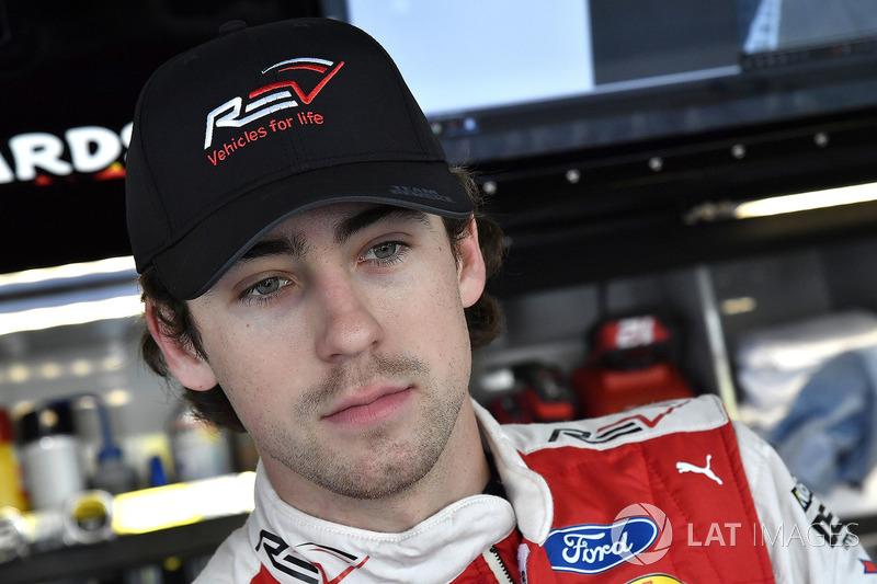 Ryan Blaney, Team Penske, Ford Fusion REV Group