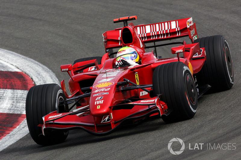 2007 : Ferrari F2007