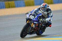 Benjamin Colliaux, Yamaha