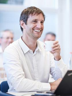Pascal Derron, CEO del E-Prix de Suzia
