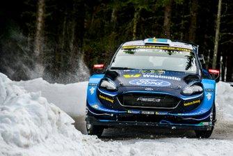 Понтус Тідеманд, Ола Флоене, M-Sport Ford, Ford Fiesta WRC 2019