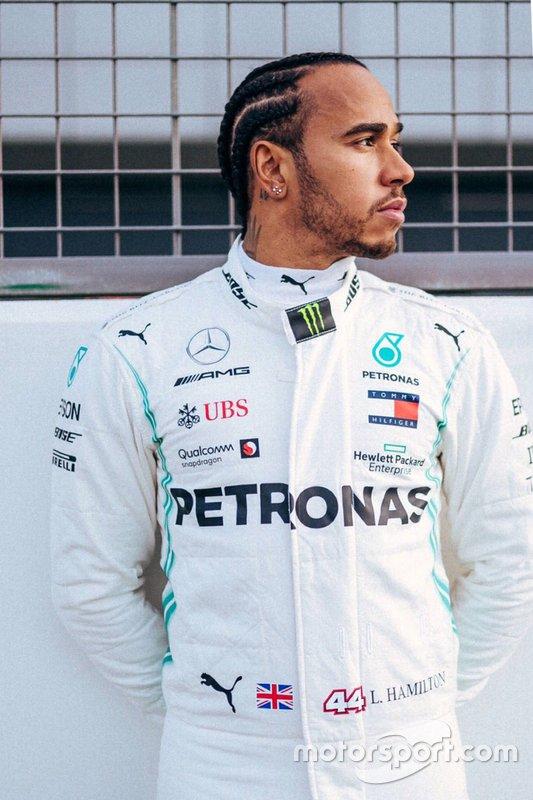 #44 Lewis Hamilton, Mercedes-AMG F1 (Sigue)