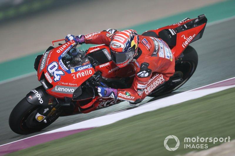 2 место - Андреа Довициозо, Ducati Team