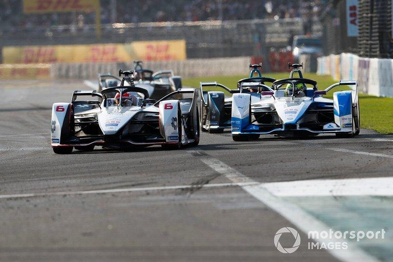 Felipe Nasr, Dragon Racing, Penske EV-3 Alexander Sims, BMW I Andretti Motorsports, BMW iFE.18, Stoffel Vandoorne, HWA Racelab, VFE-05