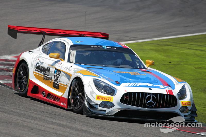 Маро Енгель, Рафаеле Марчелло, Трістан Вот'є, Mercedes-AMG GT3