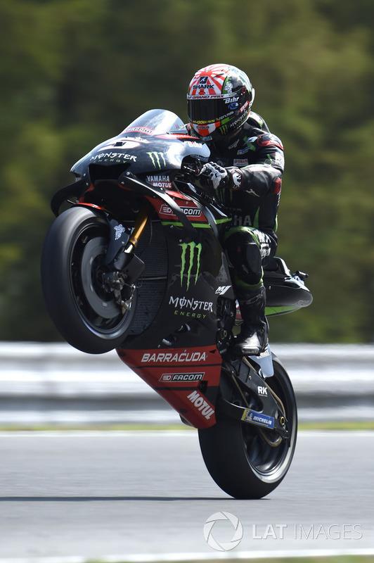 MotoGP Ceko: Johann Zarco, Monster Yamaha Tech 3