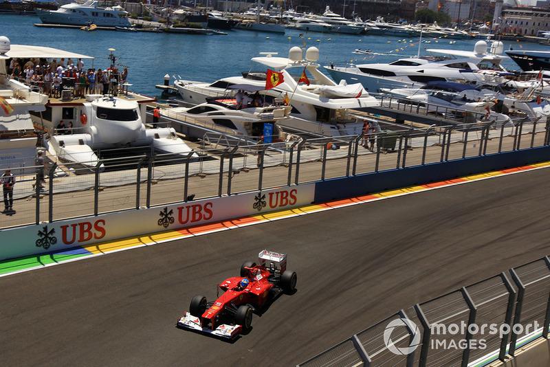 2012 : Grand Prix d'Europe