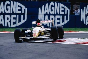 Johnny Herbert, Lotus 109 Mugen Honda