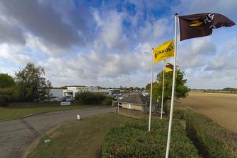 Quartier général Renault