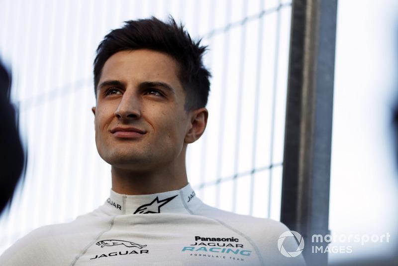 №20: Митч Эванс, Jaguar Racing