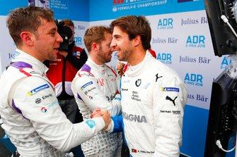 Robin Frijns, Envision Virgin Racing et Antonio Felix da Costa, BMW I Andretti Motorsports