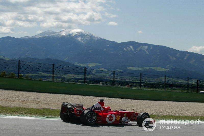جائزة النمسا الكبرى 2003