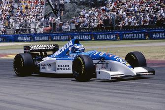 Mika Salo, Tyrrell 023 Yamaha