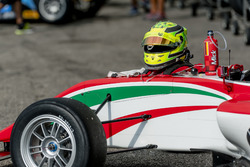 Le casque de Mick Schumacher, Prema Powerteam