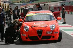Kevin Giacon, Tecnodom, Alfa Romeo Mito-TCS 1.4