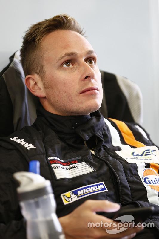 Adam Carroll, Gulf Racing