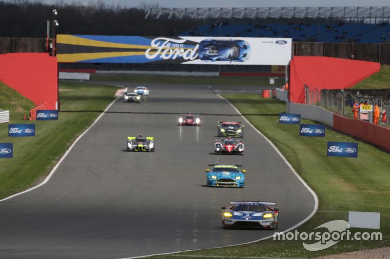 Marino Franchitti , Andy Priaulx, Harry Tincknell, #67 Ford Chip Ganassi Team UK Ford GT
