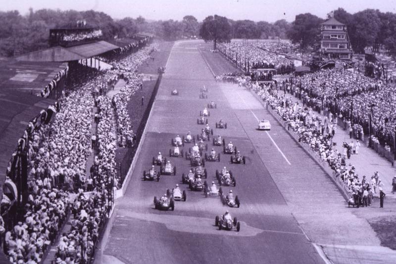 1950-1960 : l'exception de l'Indy 500