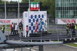 Podio Gara 3, Trofeo Michelin