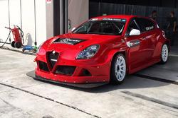 Michela Cerruti, Alfa Romeo Giulietta TCR