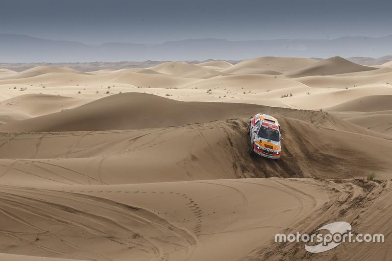 #336 Repsol Rally Team: Isidre Esteve; Txema Villalobos