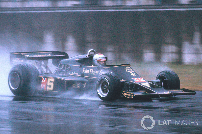 1976: Mario Andretti (Lotus 77 Ford)