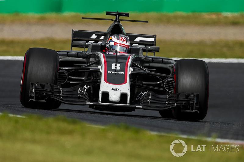 9. Ромен Грожан, Haas F1 Team