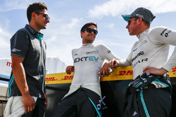 Mitch Evans, Jaguar Racing, Nelson Piquet Jr., NEXTEV TCR Formula E Team,Adam Carroll, Jaguar Racing