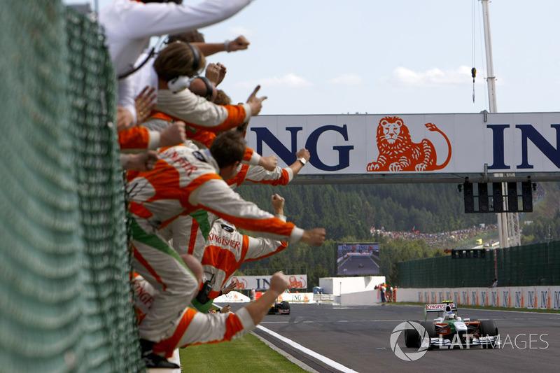GP de Bélgica, 2009