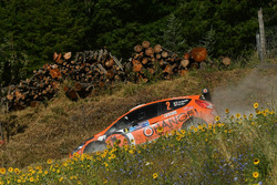 Simone Campedelli, Pietro Elia Ometto, Ford Fiesta R5 #2, Orange1 Racing