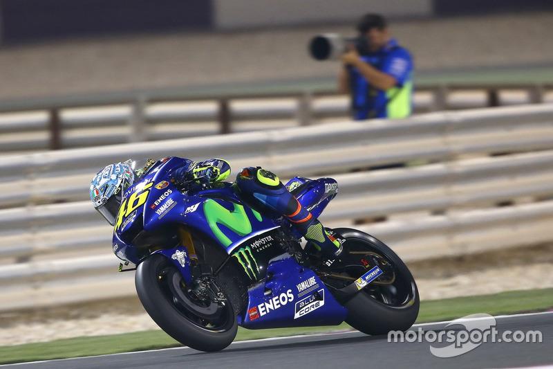 6. Valentino Rossi, Yamaha Factory Racing, +0,402
