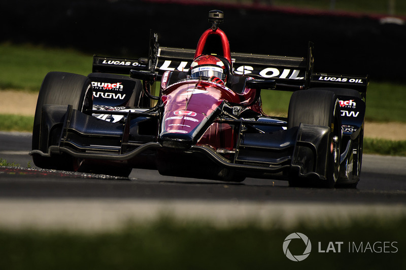 Михайло Альошин, Schmidt Peterson Motorsports Honda