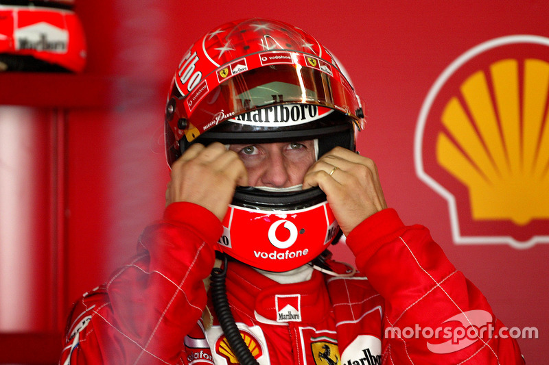 2002 Japonya GP, Ferrari F2002