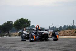 Боно Гюйс, тесты Faraday Future Dragon Racing